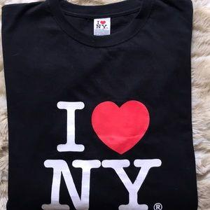 I LOVE NEW YORK Shirts - I LOVE NY TEE